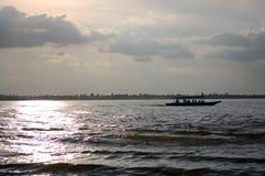 The West Baray (Khmer: Baray Teuk Thla) Stock Photos