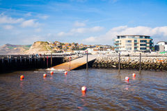 West Bay Royalty Free Stock Photos