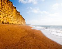 West Bay Beach Stock Photography