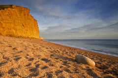 West Bay Coast Royalty Free Stock Photography