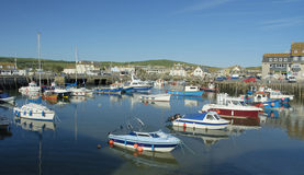 West Bay Harbour Stock Photography