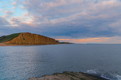 West Bay Sunset Royalty Free Stock Photography