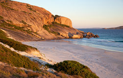 West Beach Royalty Free Stock Images
