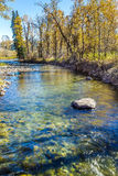 West Boulder River Royalty Free Stock Photos