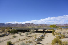 West bound Interstate-10 Royalty Free Stock Photography