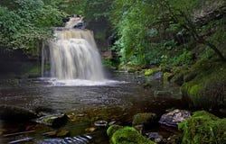 West Burton Waterfall Royalty Free Stock Photo