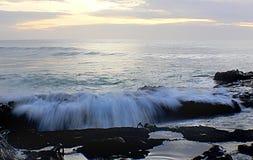 West Coast beaches of New Zealand (6) royalty free stock photo