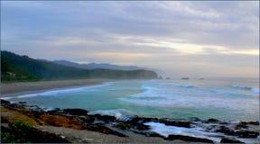 West Coast beaches of New Zealand (8) royalty free stock photography