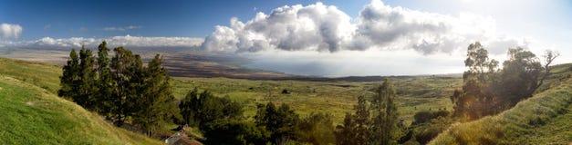 West coast of Big Island, Hawaii Stock Image