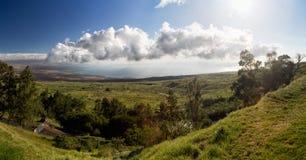 West coast of Big Island, Hawaii Royalty Free Stock Image