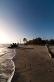 West Coast Florida Stock Photo