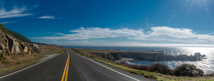 West Coast Highway Stock Images
