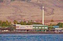 West Coast Maui, Hawaii Royalty Free Stock Photos