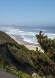 West Coast Newport Bay Stock Images