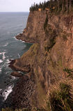 West Coast Oregon Overlook Sea Shore Pacific Ocean Northwest USA Stock Photo
