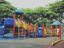 West coast park. A place for having fun and relaxing stock image