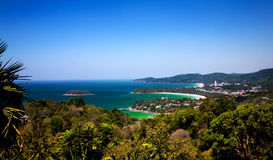 West coast of Phuket Island. Stock Photo