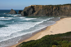 West coast of Portugal stock images