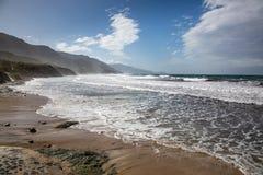 West coast of Sardinia, Italy Royalty Free Stock Photos