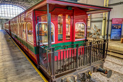 West Coast Wilderness Railway Stock Photo