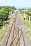 West Coat Railway Line Stock Images