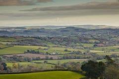 West Dorset landscape Stock Image