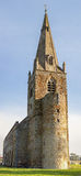 West end. Dating from the seventh century AD, the west end of the anglo-saxon christian church of All Saints at Brixworth, Northamptonshire (formerly the saxon Stock Photos