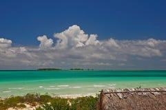 Playa Pilar, Cayo Guillermo, Cuba Royalty Free Stock Photography