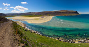 West Fjords Royalty Free Stock Photo