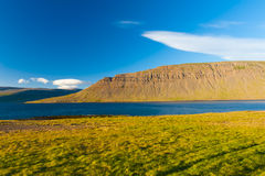 West Fjords Stock Photography