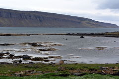 West fjords view in Iceland Stock Photos