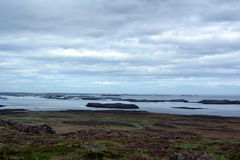West fjords view in Iceland Stock Photography