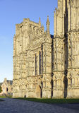 West Front, Wells Cathedral Royalty Free Stock Photography