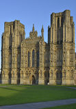 West Front, Wells Cathedral Royalty Free Stock Images