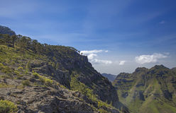 West Gran Canaria in February Royalty Free Stock Photography