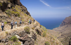 West-Gran Canaria, Mai Stockbilder