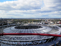 West-Ham United Stadium Lizenzfreie Stockfotografie