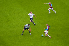 West Ham vs Derby County 19-04-2008 Stock Images