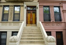 West Harlem, New York City Royalty Free Stock Photos