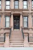 West Harlem, New York City. View of Manhattan in Harlem, New York City, USA Stock Images