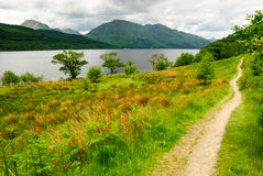 West highland way Royalty Free Stock Photography
