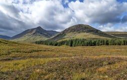 West Highland Way stock image