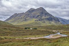 West Highland Way royalty free stock images