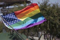 West-Hollywood, Los Angeles, Kalifornien, USA am 14. Juni 2015 40. jährliches homosexuelles Pride Parade für LGBT-Gemeinschaft, u Lizenzfreie Stockfotos