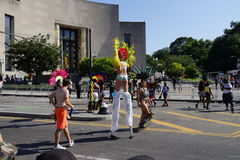 The 2015 West Indian Day Parade 16 Royalty Free Stock Photo