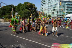 The 2015 West Indian Day Parade 35 Stock Image