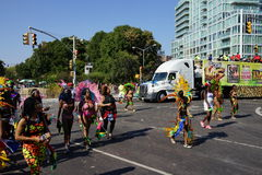 The 2015 West Indian Day Parade 41 Royalty Free Stock Photos