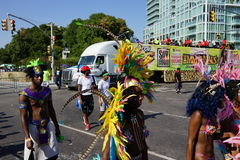 The 2015 West Indian Day Parade 43 Royalty Free Stock Photo