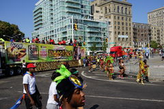 The 2015 West Indian Day Parade 45 Stock Images
