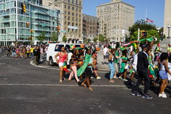 The 2015 West Indian Day Parade 57 Royalty Free Stock Photography